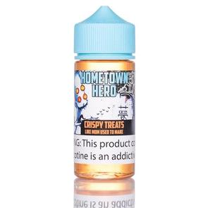Crispy Treats by Hometown Hero Vapor 50ml - 100ml - 120ml.co - Premium Large Format eJuice and Vapor Products