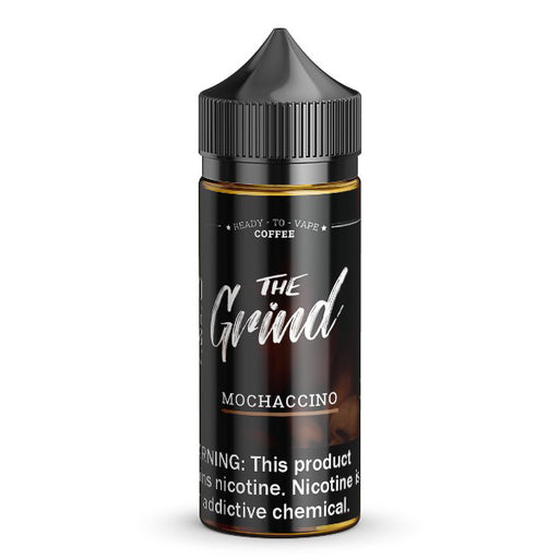 Mochaccino by The Grind eJuice 100ml - 120ml.co - Premium Large Format eJuice and Vapor Products