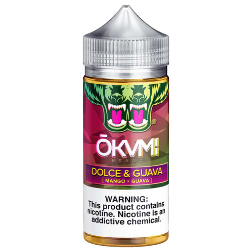 Dolce and Guava by Okami E-Liquid 100ml - 120ml.co - Premium Large Format eJuice and Vapor Products