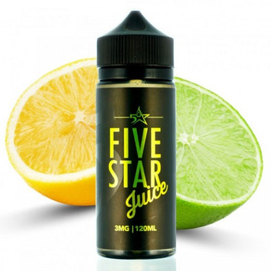 Miso Juicy by Five Star Juice 120ml - 120ml.co - Premium Large Format eJuice and Vapor Products