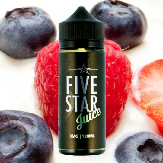 Richie Rich by Five Star Juice 120ml - 120ml.co - Premium Large Format eJuice and Vapor Products