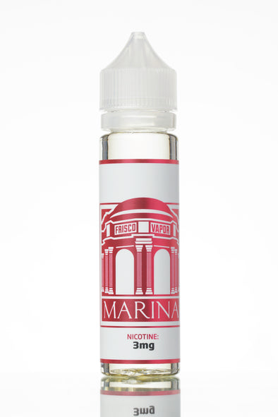 Marina by Frisco Vapor E-Liquid 60-120ml - 120ml.co - Premium Large Format eJuice and Vapor Products