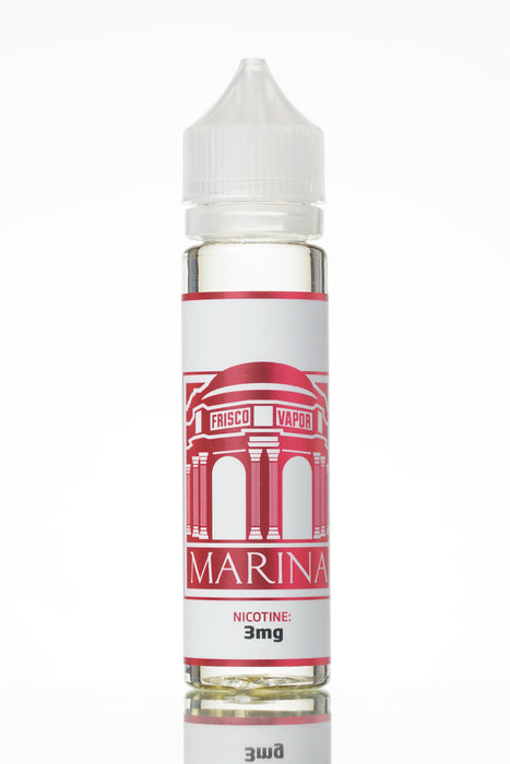 Marina by Frisco Vapor E-Liquid 60-120ml - 120ml.co - Best Premium eJuice and Vapor Product Store