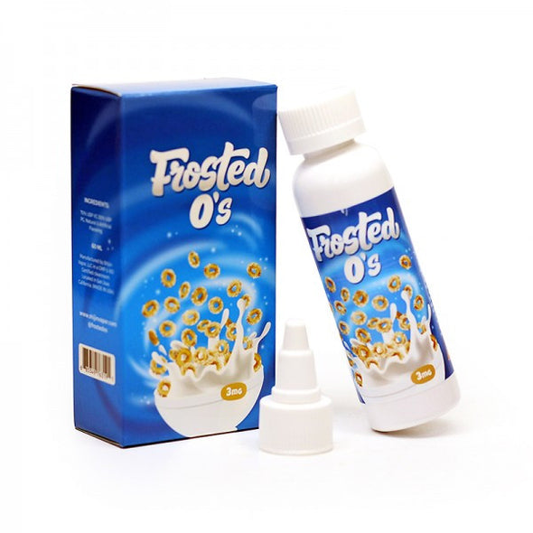 Frosted O's by Shijin Vapor E-Liquid 60ml - 120ml.co - Premium Large Format eJuice and Vapor Products