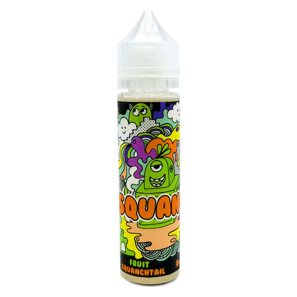 Fruit Squanchtail by Squanch E-Liquid 60mL - 120ml.co - Premium Large Format eJuice and Vapor Products