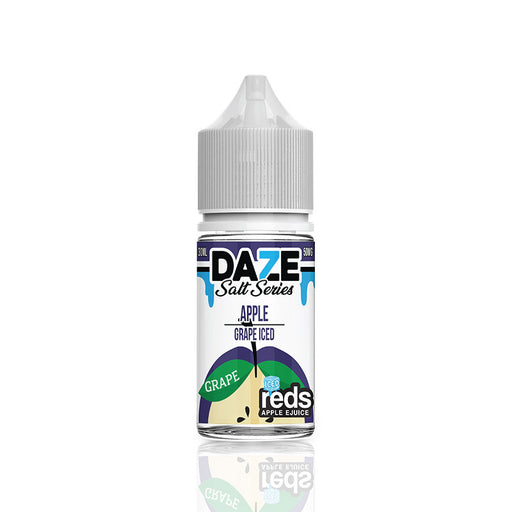 Grape Iced by Daze Salt Series (Nic Salt) - 120ml.co - Best Premium eJuice and Vapor Product Store
