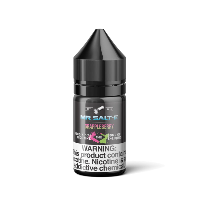 Grappleberry by Mr. Salt E (Nic Salt) - 120ml.co - Premium Large Format eJuice and Vapor Products