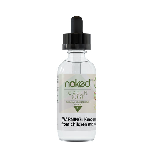 Green Blast by Naked 100 E-Liquid 60ml - 120ml.co - Premium Large Format eJuice and Vapor Products