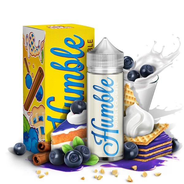 Humble Crumble by Humble Juice Co. E-Liquid 120ml - 120ml.co - Best Premium eJuice and Vapor Product Store