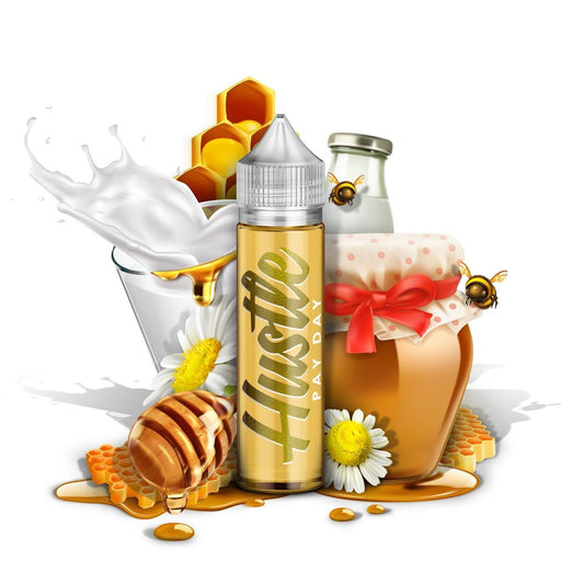 Pay Day by Hustle Juice Co. E-Liquid 60ml - 120ml.co - Best Premium eJuice and Vapor Product Store