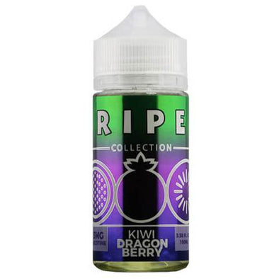 Kiwi Dragon Berry by Vape 100 E-Liquid (Ripe Collection) 100ml - 120ml.co - Premium Large Format eJuice and Vapor Products