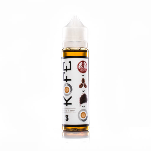 KOFE by Frisco Vapor E-Liquid 60ml - 120ml.co - Best Premium eJuice and Vapor Product Store