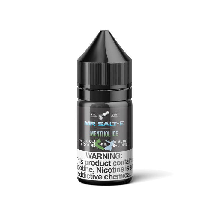Menthol Ice by Mr. Salt E (Nic Salt) - 120ml.co - Best Premium eJuice and Vapor Product Store