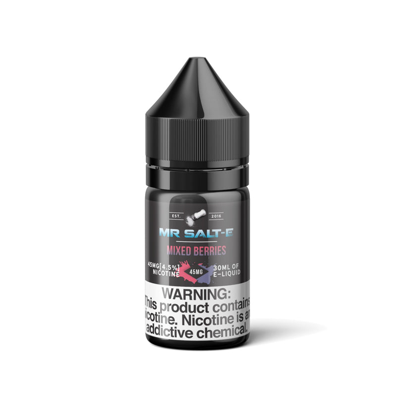Mixed Berries by Mr. Salt E (Nic Salt) - 120ml.co - Best Premium eJuice and Vapor Product Store