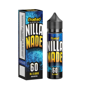Frosted Nilla Nade by Trill Vapor Supply E-Liquid 60mL - 120ml.co - Premium Large Format eJuice and Vapor Products