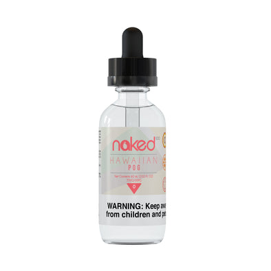 Hawaiian POG by Naked 100 E-Liquid 60ml - 120ml.co - Premium Large Format eJuice and Vapor Products