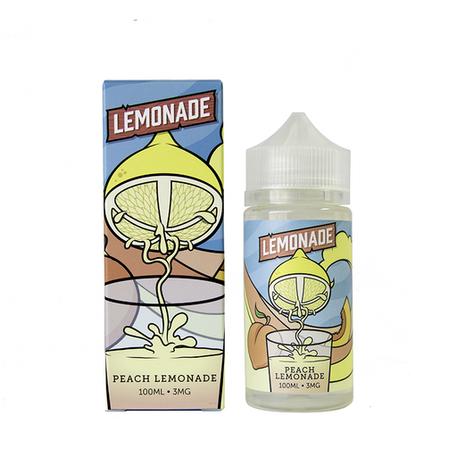 Peach Lemonade by Vape Lemonade (Vapetasia) E-Liquid 100ml - 120ml.co - Premium Large Format eJuice and Vapor Products