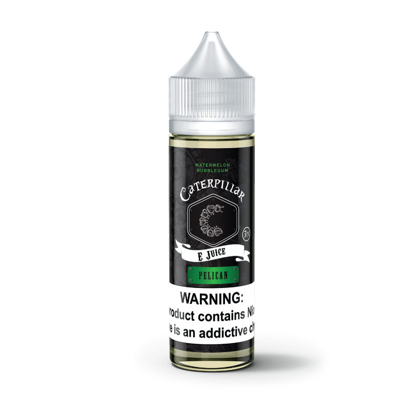 Pelican by Caterpillar eJuice 60ml - 120ml.co - Premium Large Format eJuice and Vapor Products