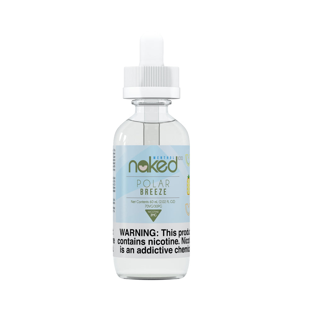 Polar Breeze (Frost Bite) by Naked 100 E-Liquid 60ml - 120ml.co - Best Premium eJuice and Vapor Product Store