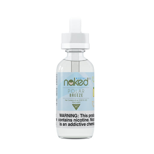 Polar Breeze (Frost Bite) by Naked 100 E-Liquid 60ml - 120ml.co - Premium Large Format eJuice and Vapor Products