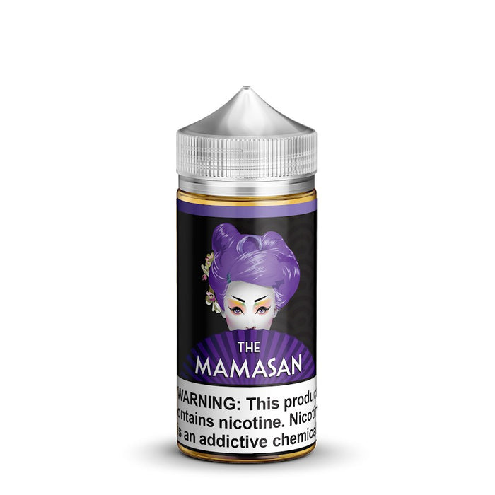 Purple Cheesecake by The Mamasan eJuice 100ml - 120ml.co - Best Premium eJuice and Vapor Product Store