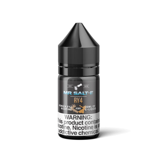 RY4 by Mr. Salt E (Nic Salt) - 120ml.co - Best Premium eJuice and Vapor Product Store