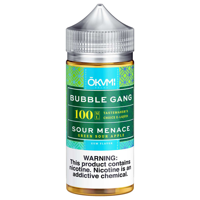 Sour Menace by Bubble Gang E-Liquid 100ml - 120ml.co - Premium Large Format eJuice and Vapor Products