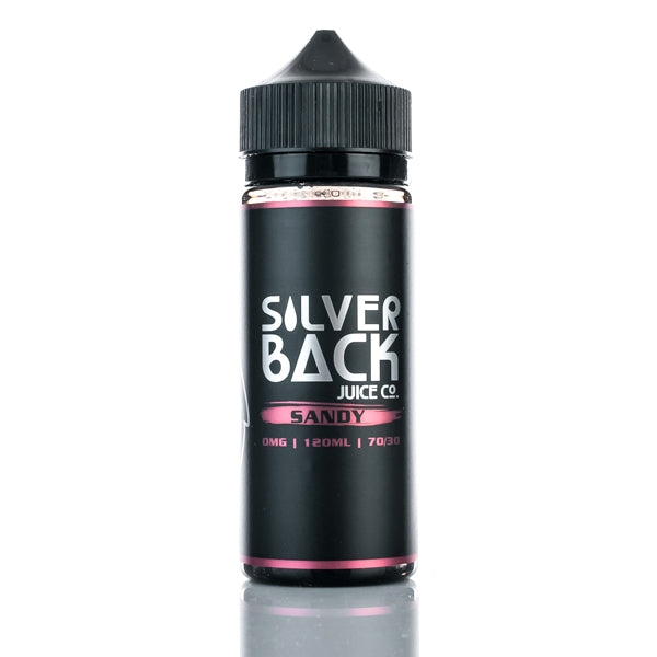 Sandy by Silverback Juice Co. 120ml - 120ml.co - Best Premium eJuice and Vapor Product Store