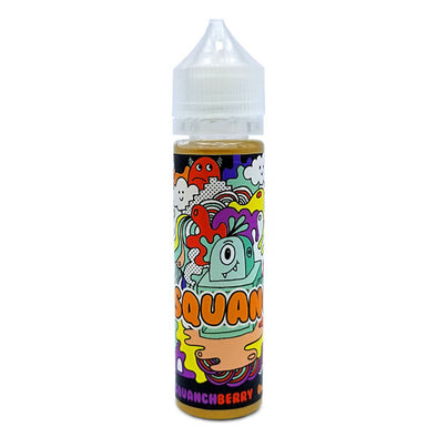 Squanch Berry by Squanch E-Liquid 60mL - 120ml.co - Premium Large Format eJuice and Vapor Products