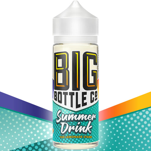 Summer Drink by Big Bottle Co. E-Liquid 120ml - 120ml.co - Premium Large Format eJuice and Vapor Products