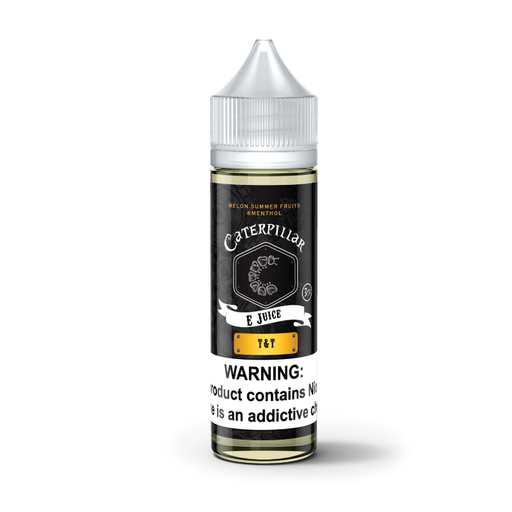 T&T by Caterpillar eJuice 60ml - 120ml.co - Best Premium eJuice and Vapor Product Store