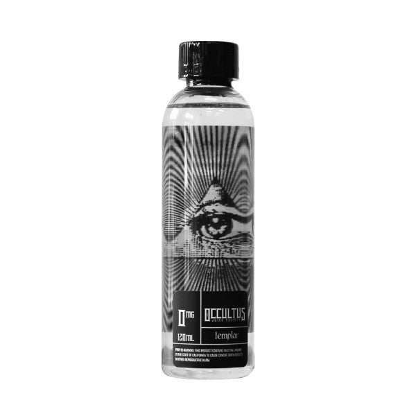 Templar by Occultus Juice Society E-Liquid 120ml - 120ml.co - Premium Large Format eJuice and Vapor Products