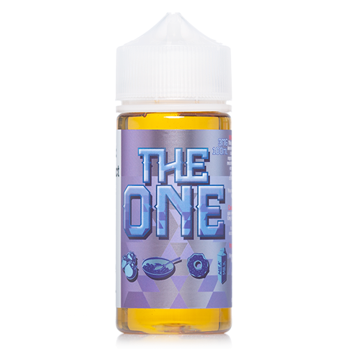 The One by Beard Vape Co - Blueberry eJuice 100ml - 120ml.co - Best Premium eJuice and Vapor Product Store