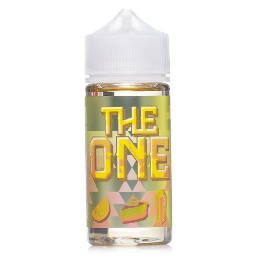 The One by Beard Vape Co - Lemon Crumble Tart eJuice 100ml - 120ml.co - Best Premium eJuice and Vapor Product Store