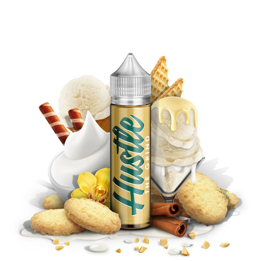 The Grind by Hustle Juice Co. E-Liquid 60ml - 120ml.co - Best Premium eJuice and Vapor Product Store