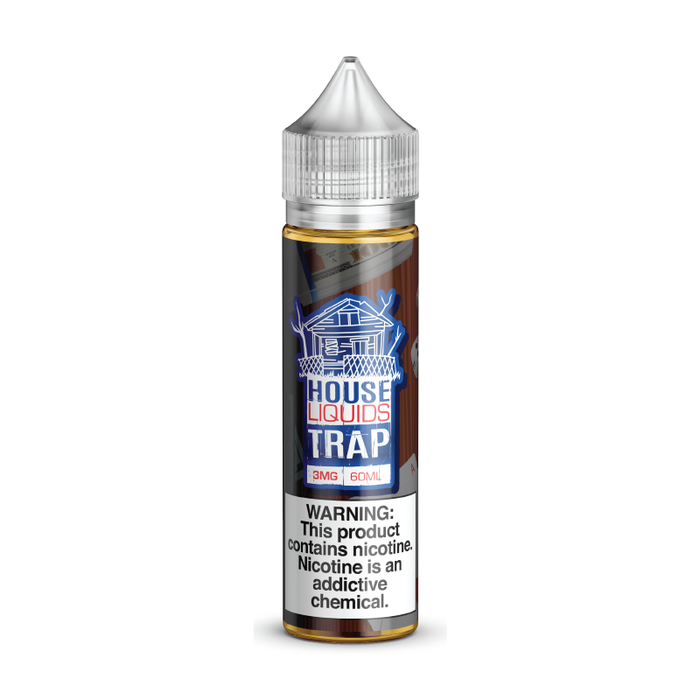 Trap House by House Liquids eJuice 60mL - 120ml.co - Best Premium eJuice and Vapor Product Store