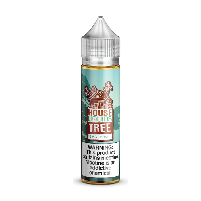 Tree House by House Liquids eJuice 60mL - 120ml.co - Best Premium eJuice and Vapor Product Store