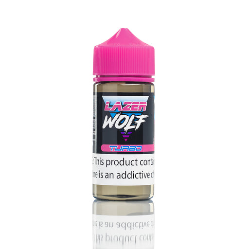 Turbo by Lazer Wolf eJuice 60ml - 100ml - 120ml.co - Best Premium eJuice and Vapor Product Store