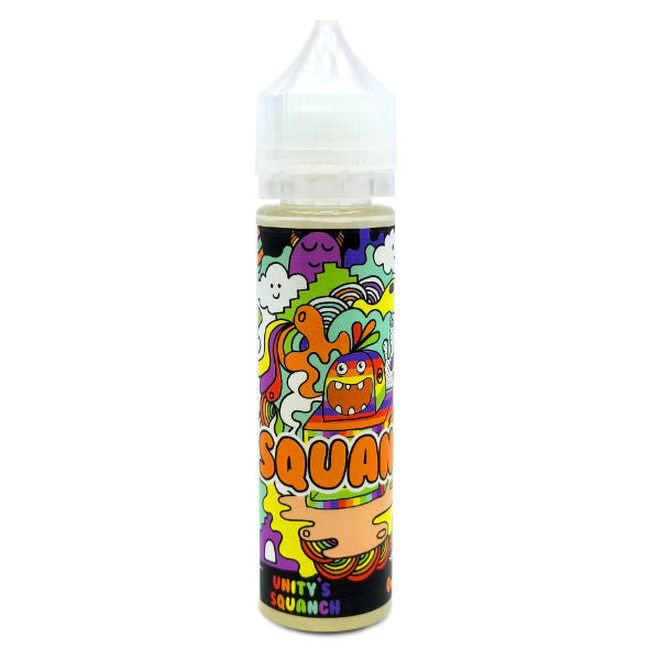 Unity's Squanch by Squanch E-Liquid 60mL - 120ml.co - Premium Large Format eJuice and Vapor Products