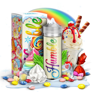 Vape The Rainbow ICED by Humble Juice Co. E-Liquid 120ml - 120ml.co - Premium Large Format eJuice and Vapor Products