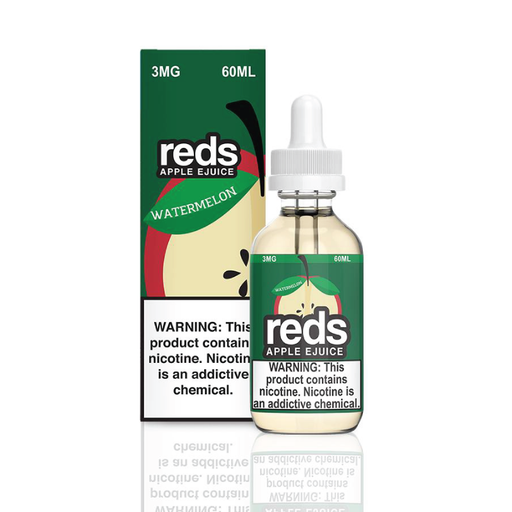 Reds Watermelon E-Juice by 7 Daze Vape 60ml - 120ml.co - Best Premium eJuice and Vapor Product Store