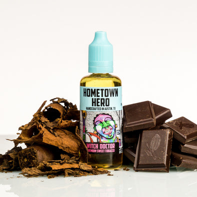 Witch Doctor by Hometown Hero Vapor 50ml - 120ml.co - Premium Large Format eJuice and Vapor Products