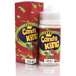 Strawberry Watermelon by Candy King E-Liquid 100ml - 120ml.co