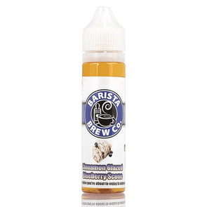 Cinnamon Glazed Blueberry Scone by Barista Brew Co E-Liquids 60mL - 120ml.co - Premium Large Format eJuice and Vapor Products