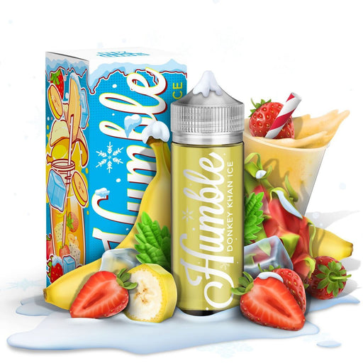 Donkey Kahn ICED by Humble Juice Co. E-Liquid 120ml - 120ml.co - Premium Large Format eJuice and Vapor Products