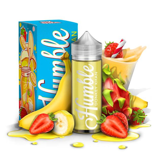 Donkey Kahn by Humble Juice Co. E-Liquid 120ml - 120ml.co - Premium Large Format eJuice and Vapor Products
