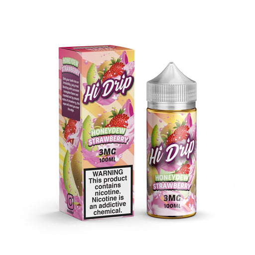 Honeydew Strawberry by Hi-Drip eJuice 100ml - 120ml.co - Best Premium eJuice and Vapor Product Store