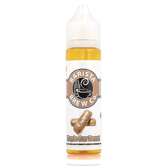 Maple Bar Donut by Barista Brew Co E-Liquids 60mL - 120ml.co - Best Premium eJuice and Vapor Product Store