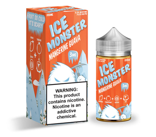 Mangerine Guava by Ice Monster eJuice 100ml - 120ml.co - Best Premium eJuice and Vapor Product Store
