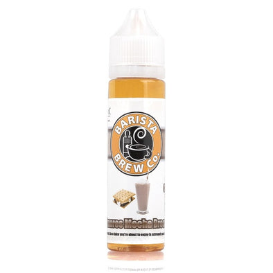 S'mores Mocha Breeze by Barista Brew Co E-Liquids 60mL - 120ml.co - Premium Large Format eJuice and Vapor Products